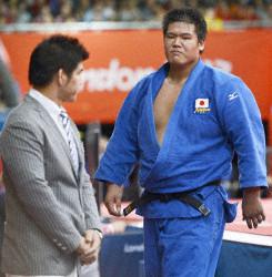 ついに金メダルなし 男子柔道、屈辱的な結末