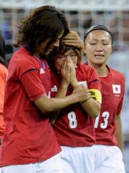 なでしこ、惜しくも金に届かず 女子サッカー、米国が3連覇