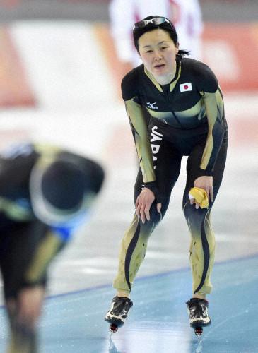 たゆまぬ努力と向上心 39歳、田畑に敬服 スピードスケート女子団体追い抜き