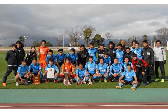 びわこ成蹊スポーツ大学(3年ぶり5回目)