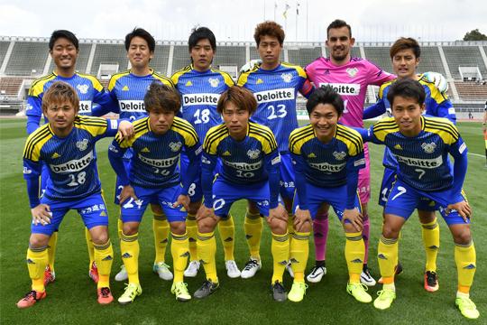 FC今治(9年連続9回目)