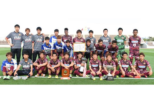 FC琉球(8年連続11回目)