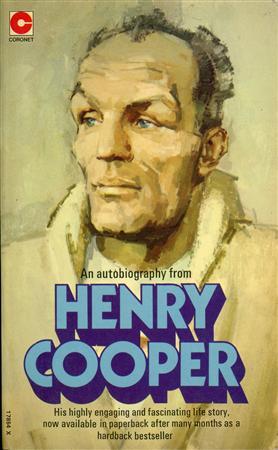 1970年代に出版されたクーパーの自伝の表紙