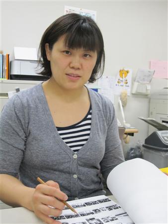 動物看護師の資格を取得した上野雅恵