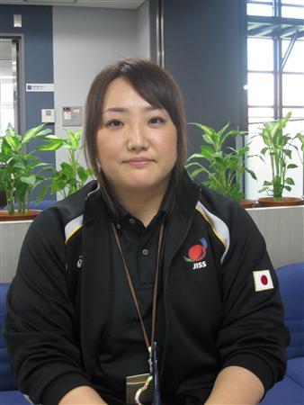 女性アスリートを研究する鈴木なつ未さん