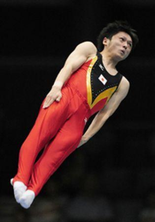 一気に五輪の頂点へー。世界屈指の跳躍力を誇る伊藤正樹の演技