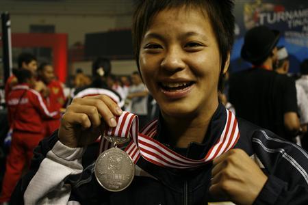 ロンドン五輪で金メダルが期待される新本亜也