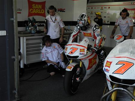 スーパーバイク世界選手権への参戦が発表された青山博一