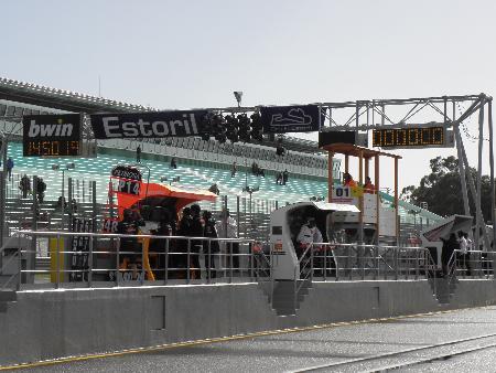 ポルトガルGPを開催する予定のエストリルサーキット