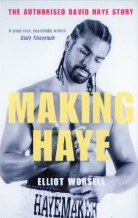 昨年10月に出版されたデビッド・ヘイの評伝の表紙写真