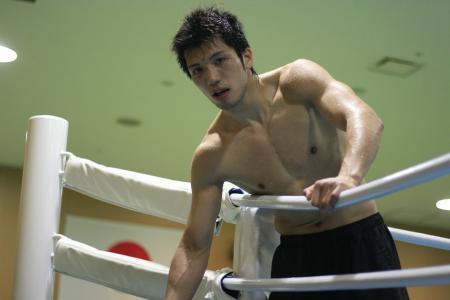 五輪ボクシングのミドル級で評価の高い村田諒太