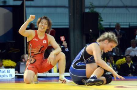 世界大会13連覇でカレリンを超えた吉田沙保里