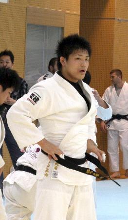 柔道男子90キロ級で巻き返しを図る西山大希