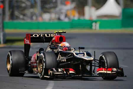タイヤ交換2回で開幕戦を制したライコネン Renault Sport