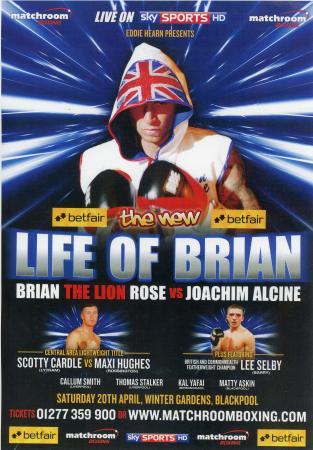 ブライアン対アルシンのポスター