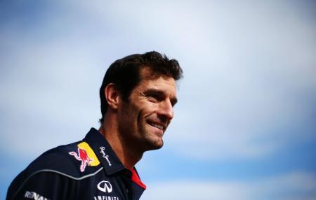 今季限りでF1引退、来季は耐久参戦のウェバー Red Bull
