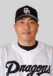 中日の山本昌投手
