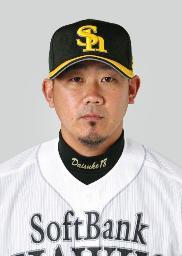 ソフトバンクの松坂大輔投手