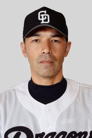 中日の和田一浩外野手