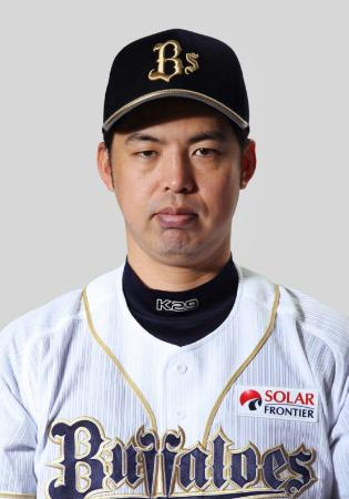 オリックスの井川慶投手