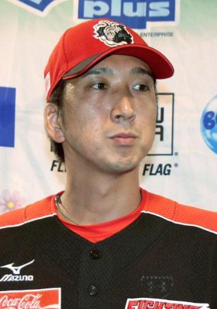 藤川球児投手
