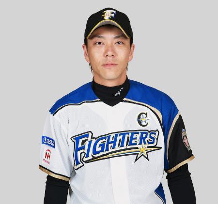 左肘を手術することになった日本ハムの宮西尚生投手
