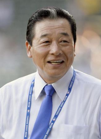 楽天の梨田新監督