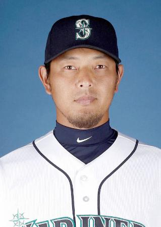 岩隈久志投手(ゲッティ=共同)