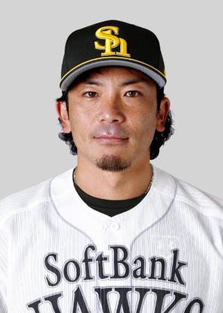 ソフトバンクの松田宣浩内野手