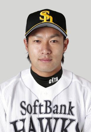 ソフトバンクの柳田悠岐外野手