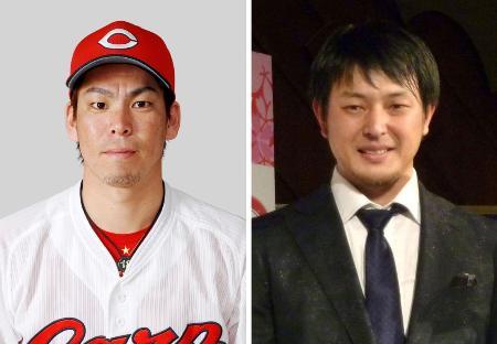 前田健太投手、岩隈久志投手