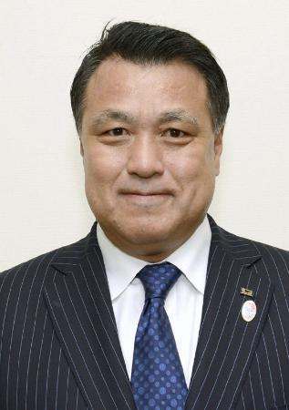 日本サッカー協会の田嶋幸三副会長