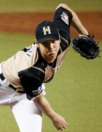 プロ野球を代表するスターに成長した日本ハムの大谷翔平投手