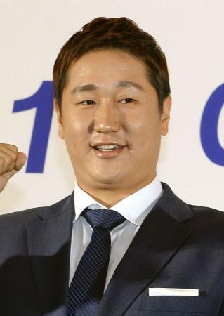 李大浩内野手