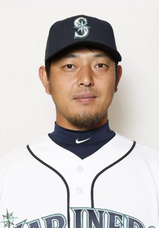 マリナーズの岩隈久志投手