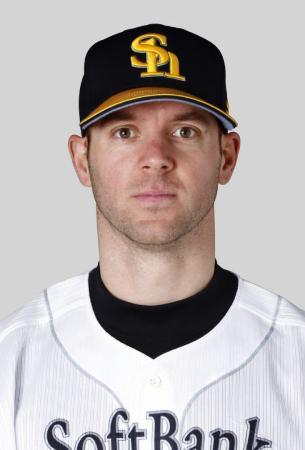 ソフトバンクのリック・バンデンハーク投手