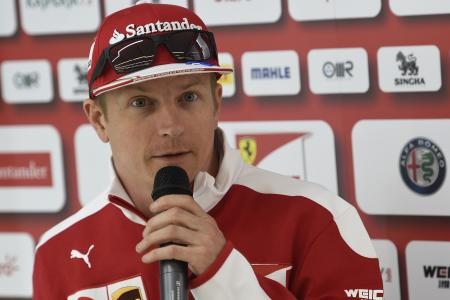 フェラーリとの契約延長を発表したライコネン。一足早い発表の裏には、様々な駆け引きが見え隠れする=Ferrari