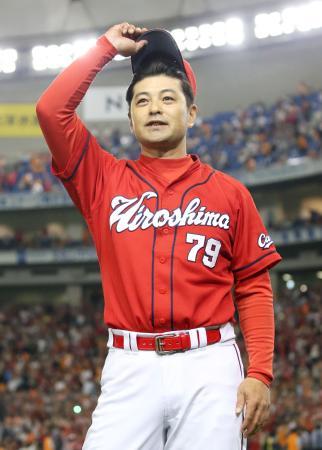 プロ野球広島を25年ぶりのリーグ優勝に導いた緒方孝市監督