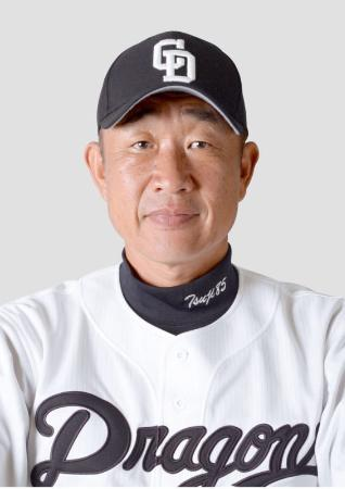 中日の辻発彦作戦兼守備コーチ