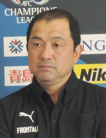 J1川崎の風間八宏監督