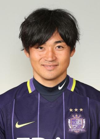 J1広島の千葉和彦選手