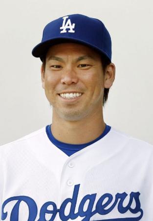 ドジャースの前田健太投手