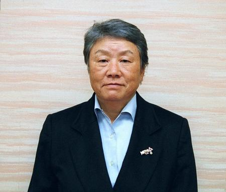 清元登子さん(2002年撮影)