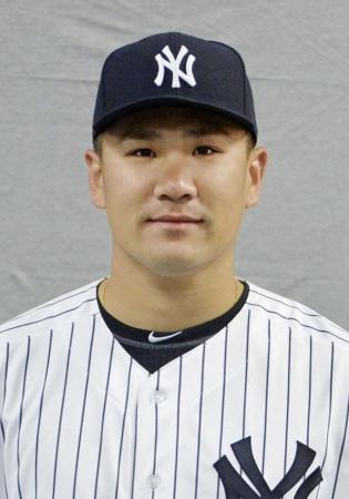 ヤンキースの田中将大投手