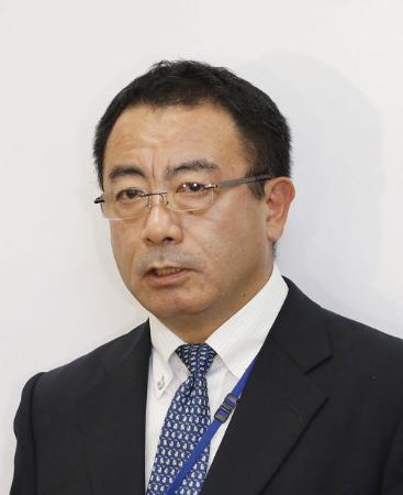 日本野球機構の井原敦事務局長