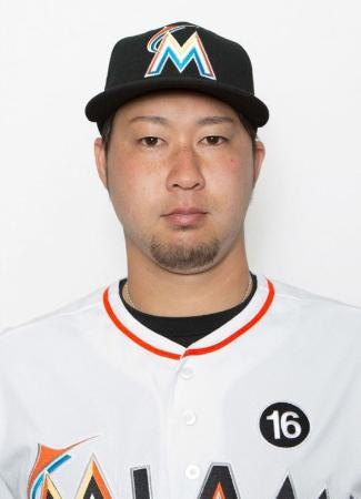 マーリンズの田沢純一投手