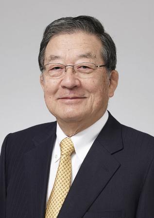 全日本柔道連盟会長の宗岡正二氏