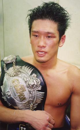 WBOスーパーウエルター級の王座決定戦で世界初挑戦する亀海喜寛