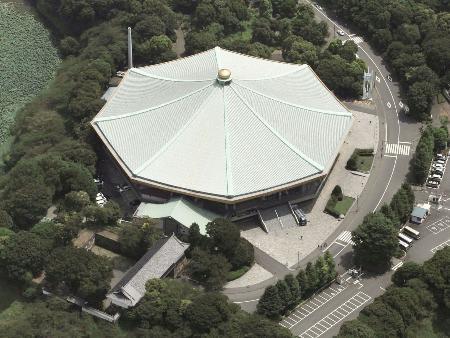 東京・日本武道館