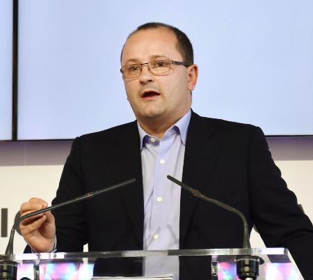 国際バスケットボール連盟(FIBA)のバウマン事務総長